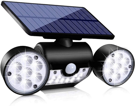 Ollivage Solar Lights Outdoor