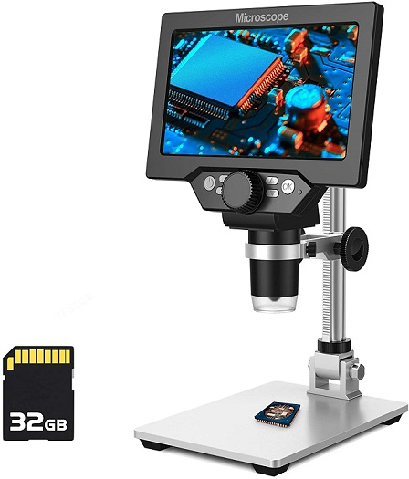 PalliPartners LCD Digital Microscope