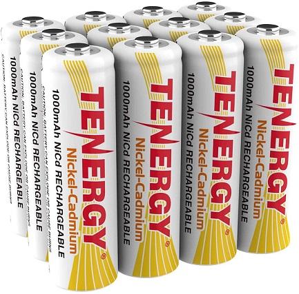 Tenergy AA Rechargeable Battery