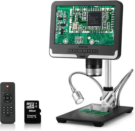 Wintex Digital Microscope LCD Screen