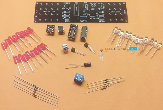 555-LED-Flasher-Components