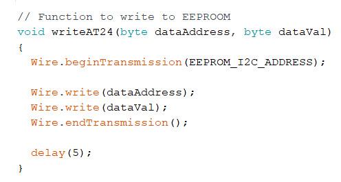 Arduino-AT24C256-EEPROM-Write