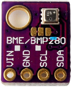 BME280-Temp-Sensor