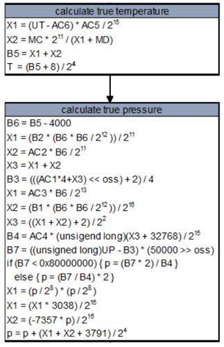 BMP180-Calculating-Temp-Pressure