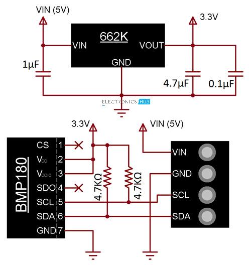BMP180-Module-Schematic