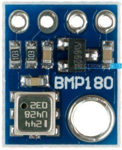 BMP180-Temp-Sensor