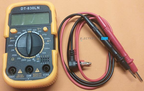 Basic-Multimeter
