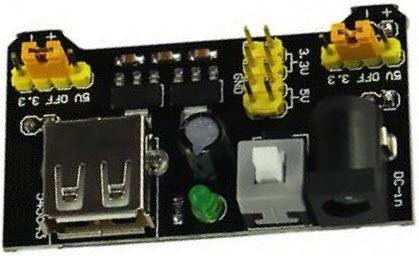 Breadboard-Power-Supply-Module