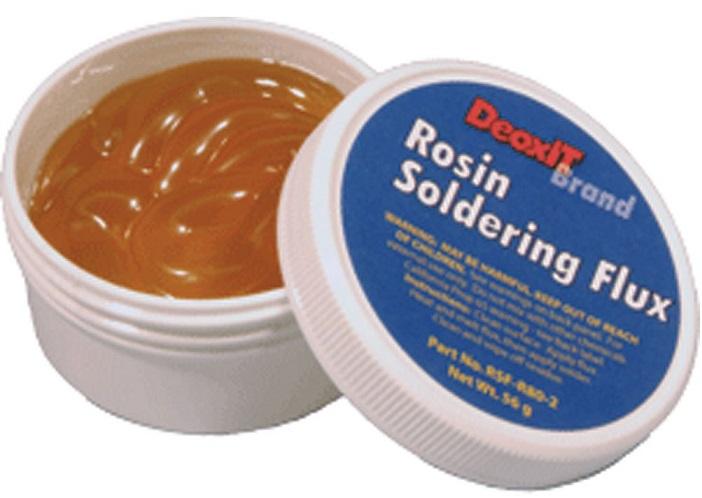 CAIG LABS Rosin Flux Soldering Paste