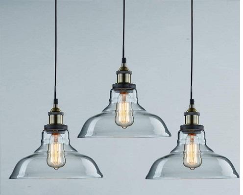 CLAXY Ecopower Industrial Pendant Lighting