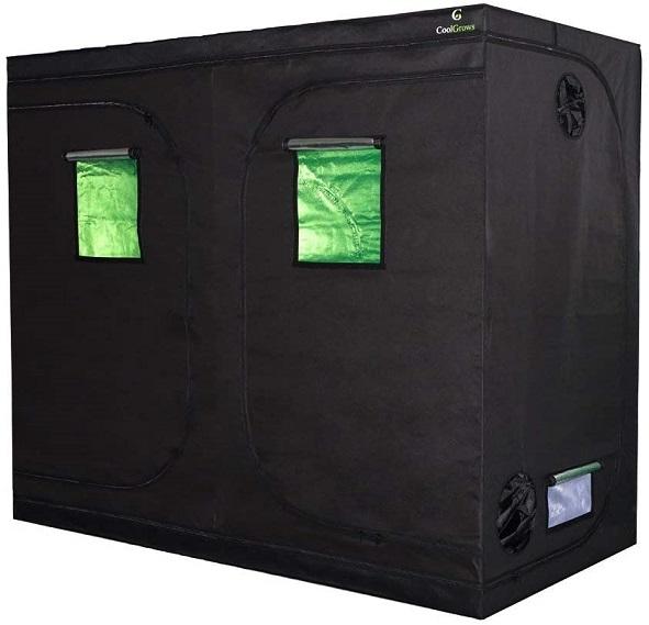 CoolGrows Mylar Hydroponic Grow Room