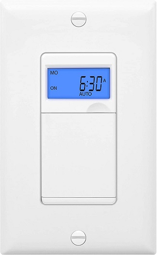 Enerlites Programmable Timer Switch