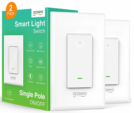Gosund Smart Light Switch