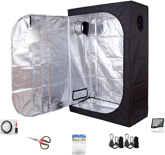 Hydro Plus Grow Tent Kit
