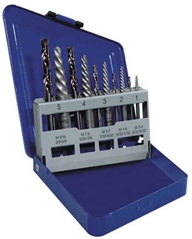 IRWIN Screw Extractor Drill Bit Set