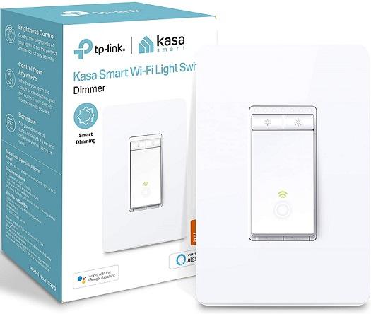 Kasa Smart HS220 Dimmer Switch