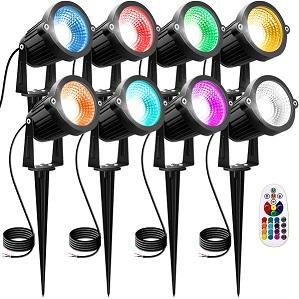 LED Landscape Spotlights