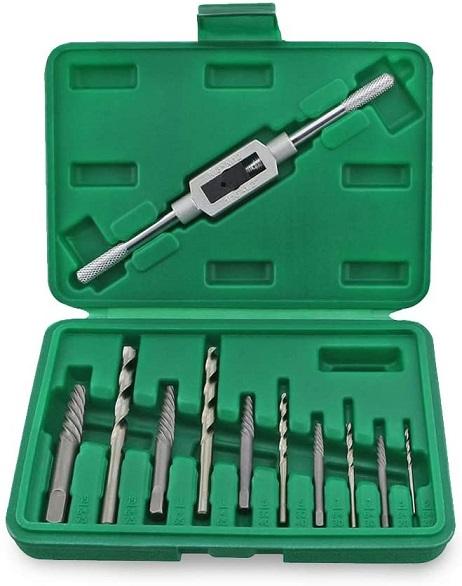 Lockwish Screw Extractor Tool Kit Set