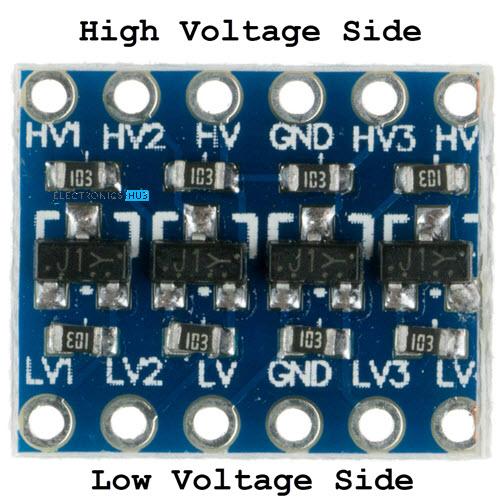 Logic-Level-Converter-Module