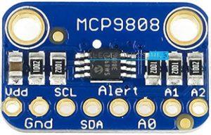 MCP9808-Temp-Sensor