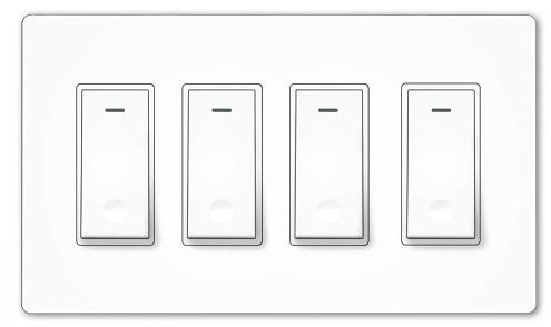 MOES WiFi Smart Light Switch
