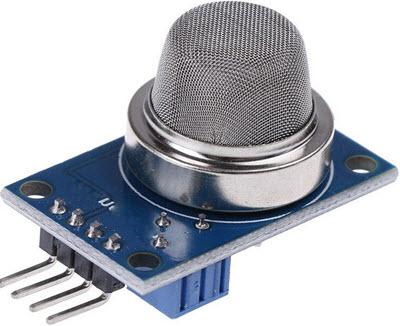 MQ2-Gas-Sensor-Module