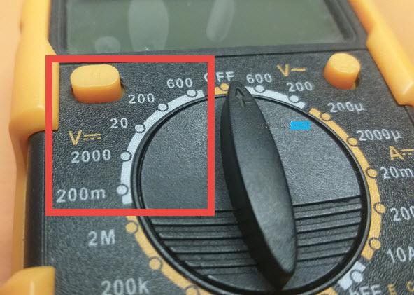 Measure-DC-Voltage