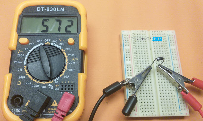 Measure-Diode-Test