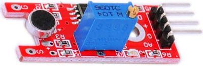 Microphone-Sensor-Module