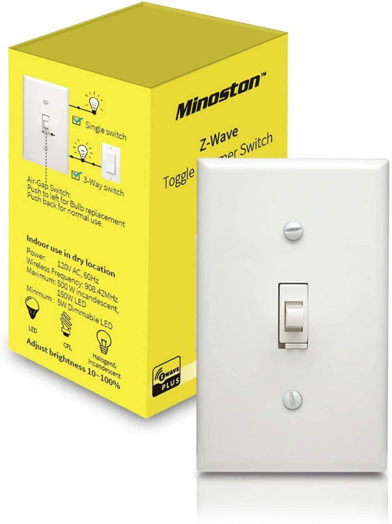 Minoston Smart Light Switch