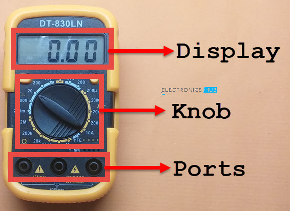 Parts-of-a-Multimeter