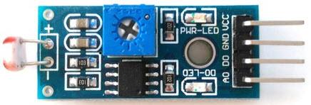 Photoresistor-Sensor-Module