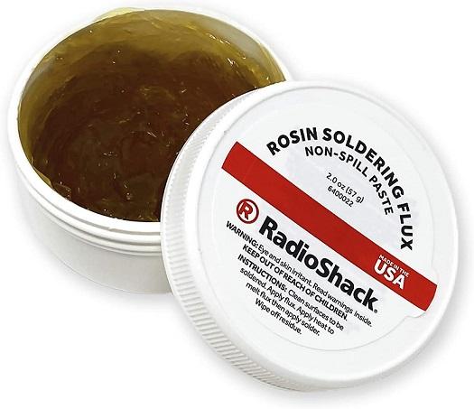 RadioShack Rosin Soldering Flux Paste