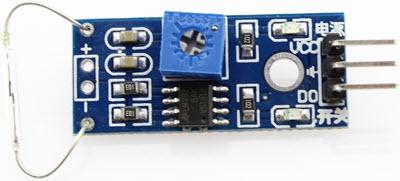 Reed-Switch-Module