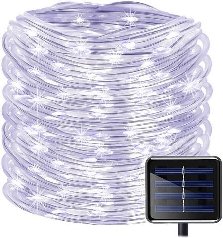 SOCO Solar Rope String Lights