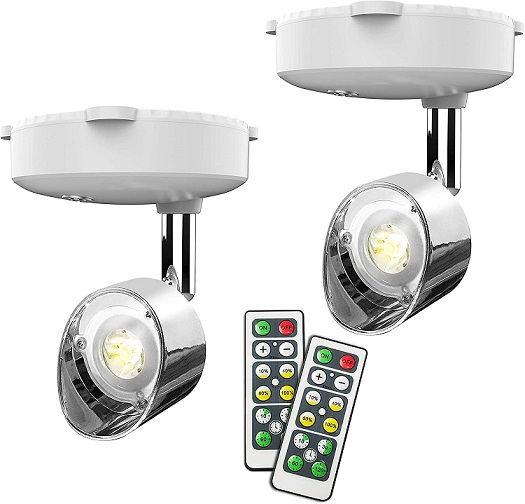 Shineled Wireless Spotlight