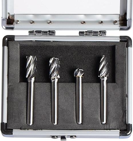 SpeTool Carbide Rotary Burr