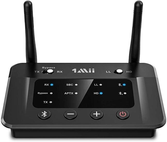 1Mii B03 Long Range Bluetooth 5.0 Transmitter