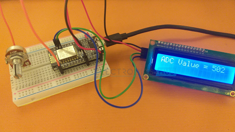 ADC-Value-I2C-LCD-ESP8266-NodeMCU