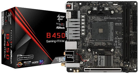 ASRock Mini-ITX Motherboard