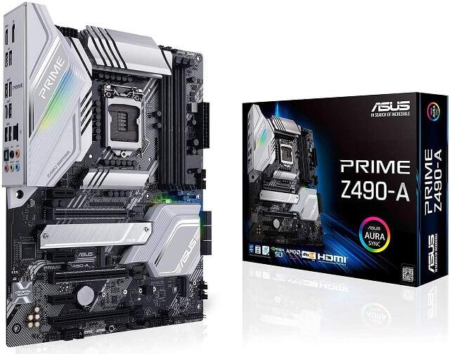 ASUS Prime LGA 1200 ATX Motherboard
