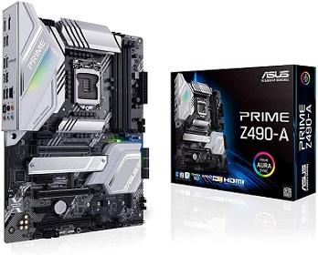 ASUS Prime Z490-A Motherboard