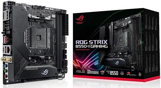 ASUS ROG Strix B550-I Gaming AMD AM4