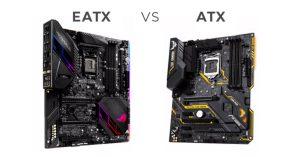 ATX VS EATX Motherboard Comparison
