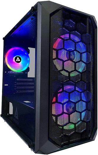 Apevia PRODIGY-BK Micro-ATX Gaming Case
