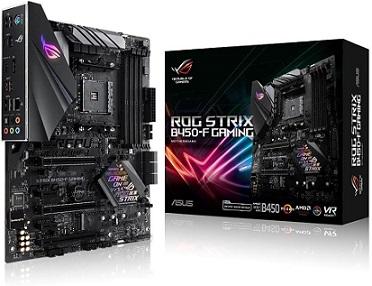 Asus ROG Strix B450-F Motherboard