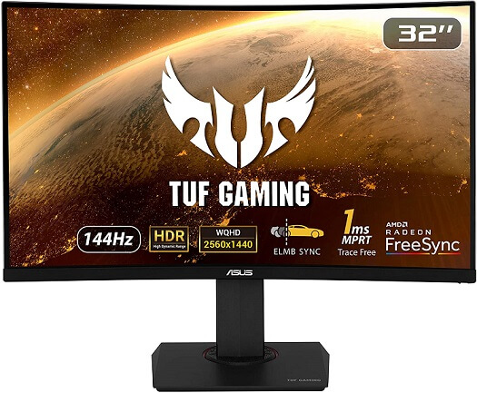 Asus TUF VG32VQ Gaming Monitor