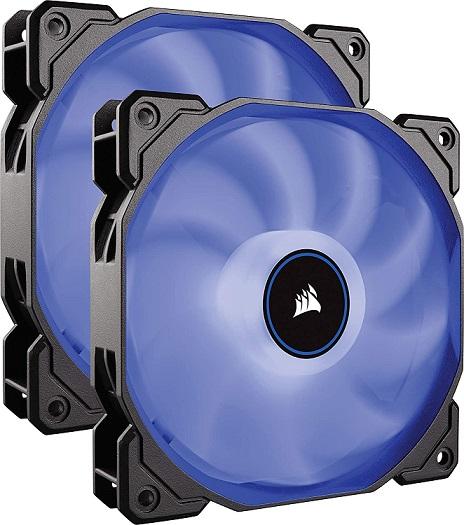 CORSAIR AF140 LED Low Noise Cooling Fan