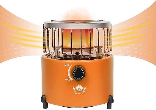 Campy Gear Indoor Propane Heater