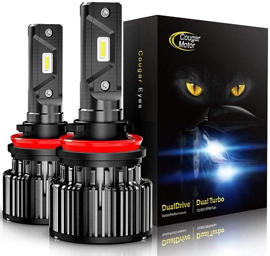 Cougar Motor LED Bulbs